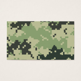 Army Camouflage Business Cards & Templates | Zazzle
