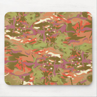 Camo Camo, look at me! Mouse Pad