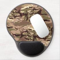 Camo Camo, Wherefore Art Thou? LIDJ Design. Gel Mouse Pad