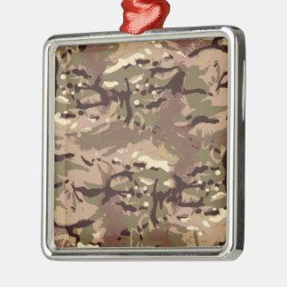 Camo Camo, Wherefore Art Thou? LIDJ Design. Metal Ornament