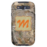 Camo Camouflage Hunting Monogram Samsung Galaxy S3 Galaxy SIII Case