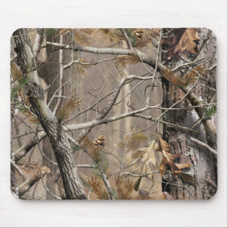 Camo Camouflage Hunting Real Tree Hunter Mouse Pad