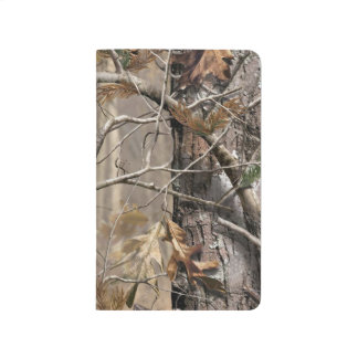 Camo Camouflage Hunting Real Tree Hunters Journal