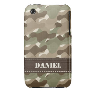 Camo Camouflage iPhone 3 Case Mate