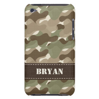 Camo Camouflage iPod Touch 4 Case Mate Case-Mate iPod Touch Case