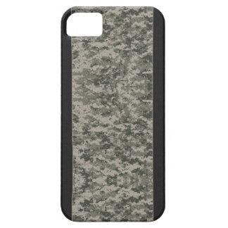Camo & Carbon Fiber iPhone 5 Case