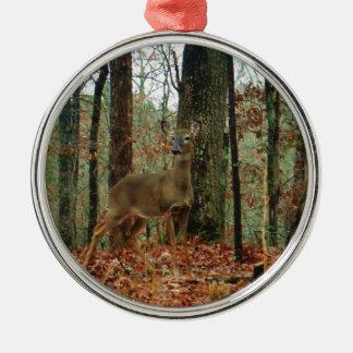 Camo, ciervo del camuflaje ornamento de reyes magos