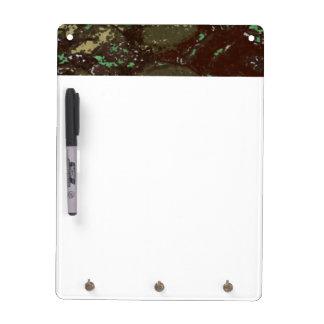 Camo Cobblestone Dry-Erase Board