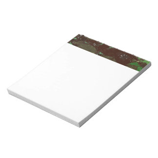 Camo Cobblestone Notepad