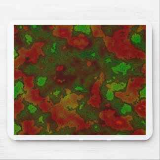 camo colour splash mouse pads