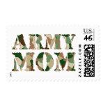 Camo de la mamá del ejército franqueo