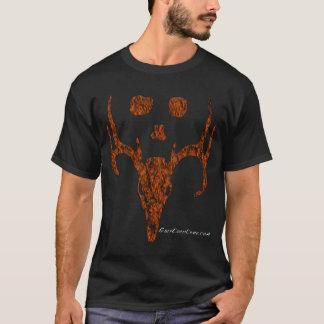 Camo Deer Head Collection T-Shirt