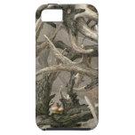 Camo del cráneo de los ciervos de la selva virgen iPhone 5 Case-Mate funda
