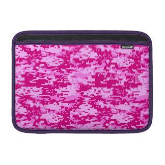 CAMO DIGITAL PINK SLEEVE FOR MacBook AIR