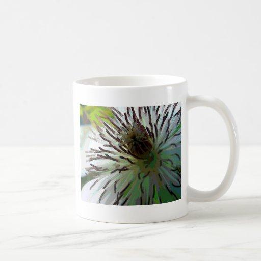 camo-flower2 tazas de café
