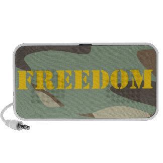 Camo Freedom Speaker