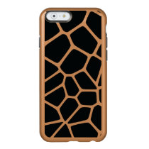 Camo Giraffe Pattern Incipio Feather Shine iPhone 6 Case