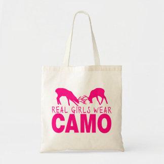 CAMO GIRL BAGS