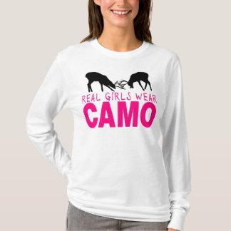 CAMO GIRL T-Shirt