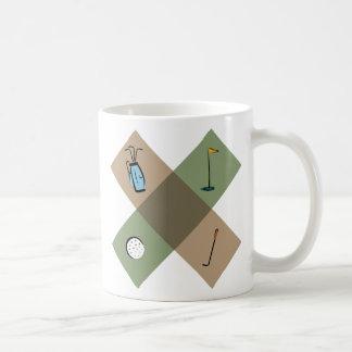 camo-golf days customize it! coffee mug