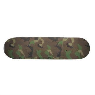 Camo Green Fun Skateboard