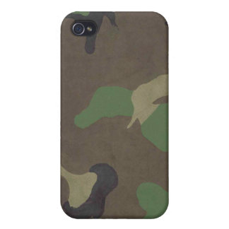 Camo Hard Shell Case for iPhone 4