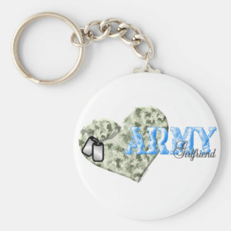 CAMO HEART ARMY GIRLFRIEND KEYCHAIN