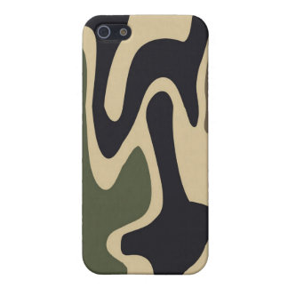 CAMO IPHONE iPhone 5 FUNDA