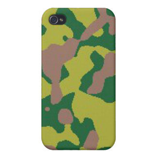Camo IPhone Hard Case iPhone 4 Cover