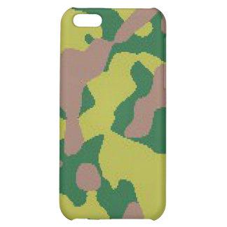 Camo IPhone Hard Case iPhone 5C Covers