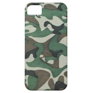 Camo iPhone SE/5/5s Case