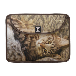 CAMO KITTY CAT MacBook PRO SLEEVE