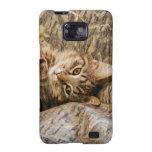 CAMO KITTY CAT SAMSUNG GALAXY SII CASES