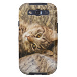 CAMO KITTY CAT SAMSUNG GALAXY SIII CASE