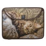 CAMO KITTY CAT SLEEVE FOR MacBook PRO