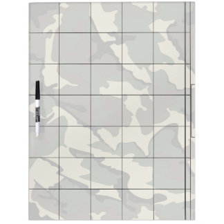 Camo, Large Dry Erase Board