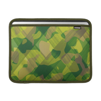 Camo Leaves Camouflage Pattern Gifts Sleeve For MacBook Air