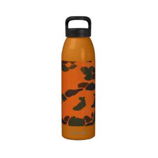 Camo Liberty Water Bottle