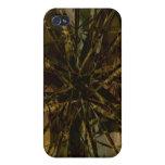 Camo Lover Petal Design iPhone 4 Cover