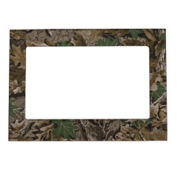 camo magnetic photo frame