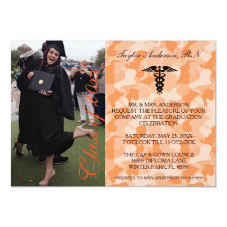Camo Medical RN School Graduation Announcement
