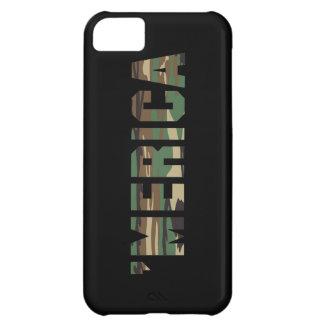 Camo 'MERICA iPhone 5 Case (black)
