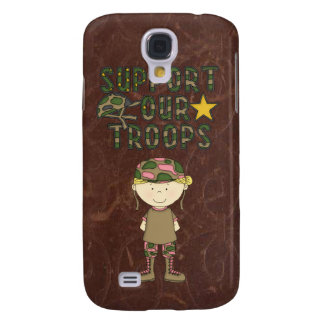 Camo Military Troops Case iPhone 3G/3GS