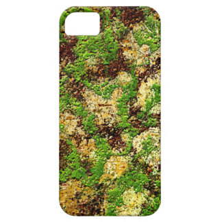Camo Moss Rust Aged Grunge Old Texture iPhone SE/5/5s Case