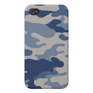 Camo Navy Blues Speck Case iPhone 4 iPhone 4 Case