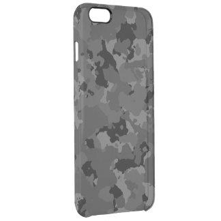 Camo oscuro funda clearly™ deflector para iPhone 6 plus de unc