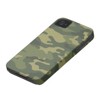 Camo Pattern for hunters or mililtary Case-Mate iPhone 4 Cases