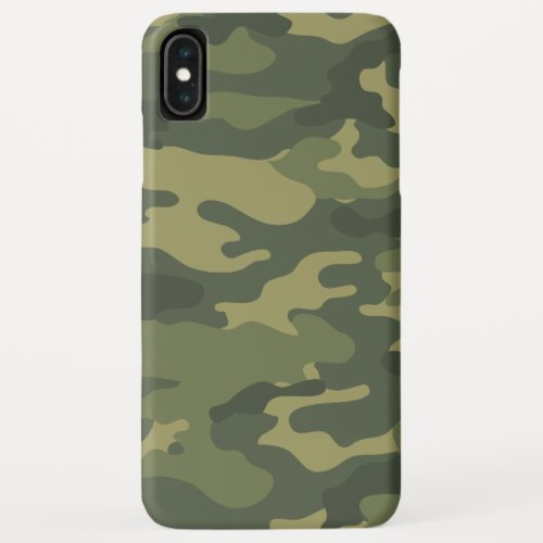 Camo Pattern for hunters or mililtary Phone Case