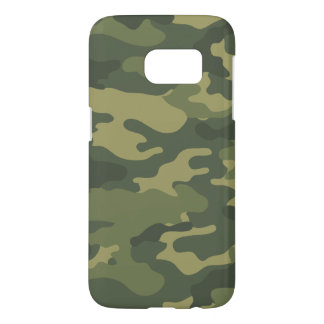 Camo Pattern for hunters or mililtary Samsung Galaxy S7 Case