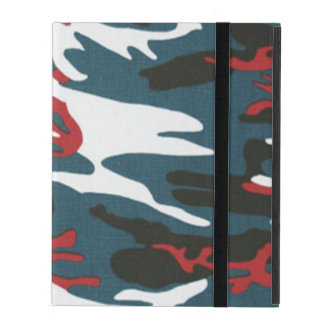 Camo pattern Powis iPad 2/3/4 case